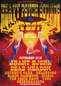Heavy Psych sound Fest 15-16 November 2018 - Innsbruck